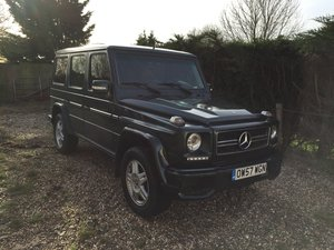 2007 Mercedes G Wagon LHD For Sale