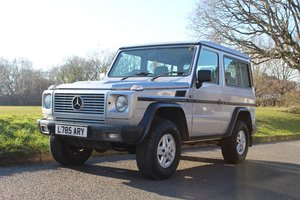 Mercedes 300 GES 1994 - To be auctioned 26-04-19