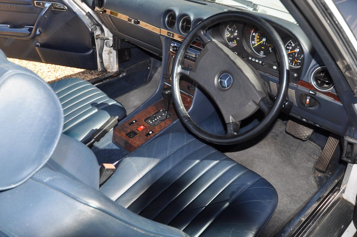1986 Mercedes 300SL AUTO R107 For Sale (picture 5 of 6)