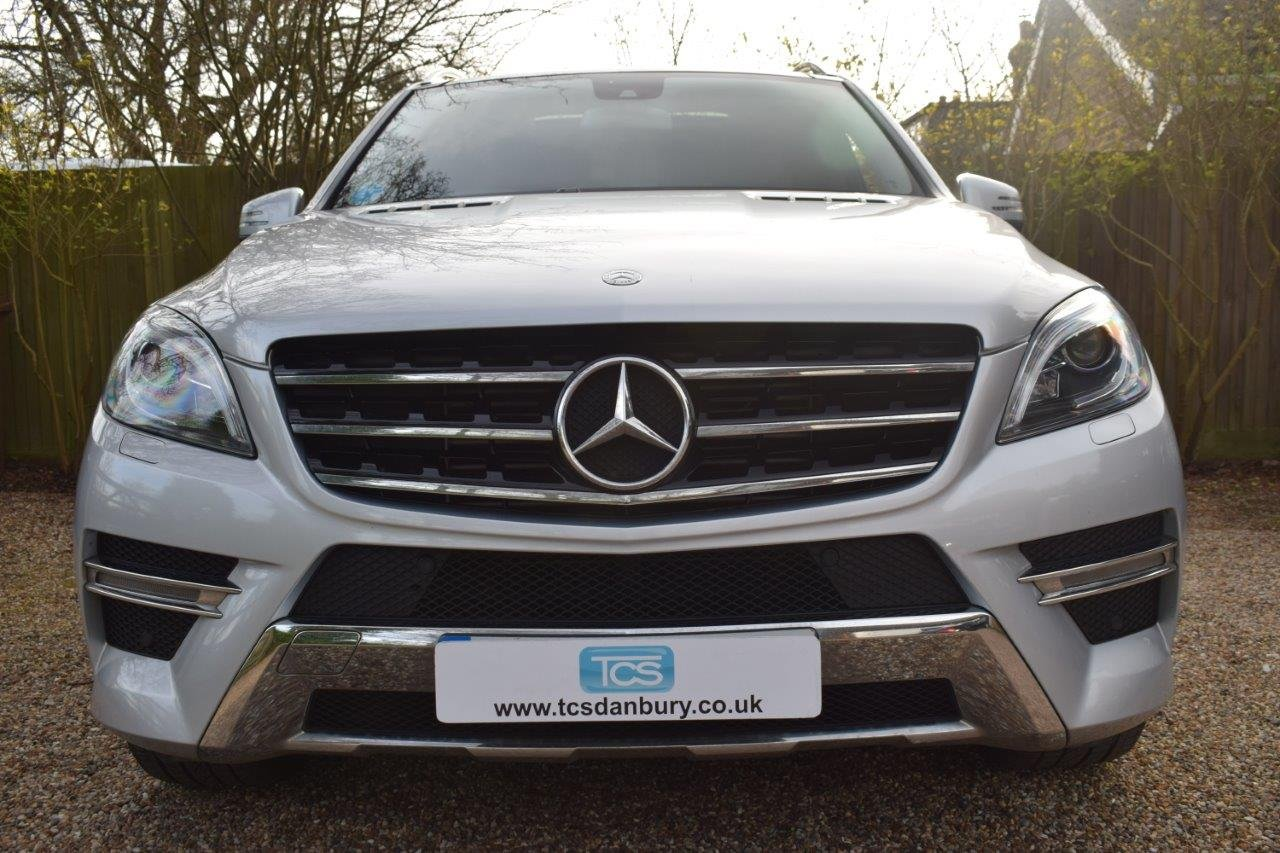 2015 Mercedes ML350 CDI BlueTEC Euro6 AMG Line Premium SOLD (picture 4 of 6)