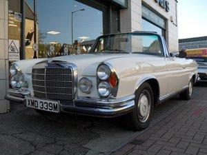 1974 280 SE 3.5 Cabriolet For Sale