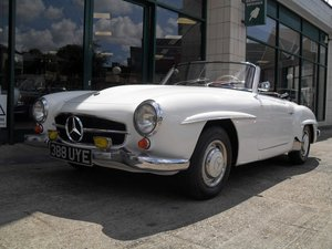 1961 Mercedes Benz 190SL For Sale