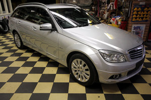 2009 MERCEDES BENZ C180 BLUE MOTION ELEGANCE ESTATE For Sale