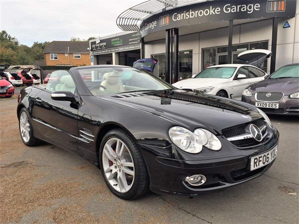 2006 Mercedes SL350 ~ Stunning Looking Car For Sale (picture 1 of 6)