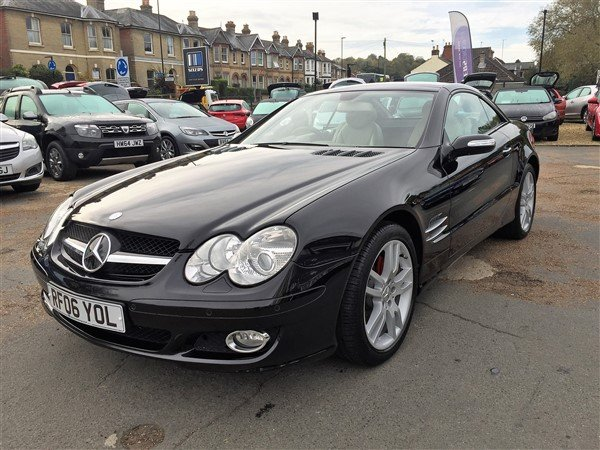 2006 Mercedes SL350 ~ Stunning Looking Car For Sale (picture 2 of 6)