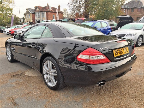 2006 Mercedes SL350 ~ Stunning Looking Car For Sale (picture 3 of 6)