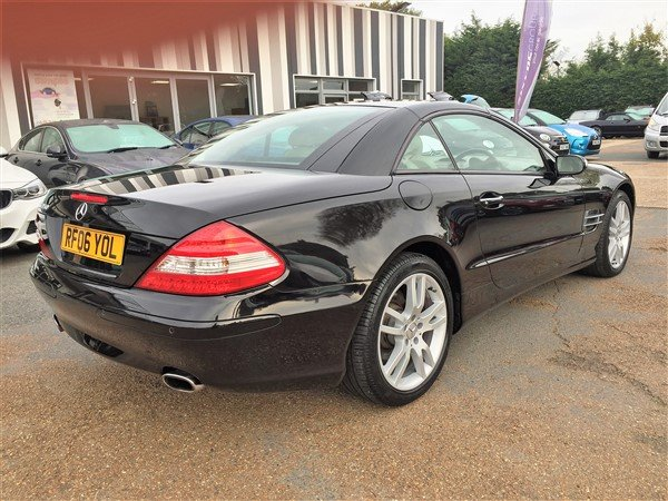 2006 Mercedes SL350 ~ Stunning Looking Car For Sale (picture 4 of 6)