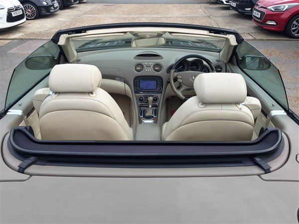 2006 Mercedes SL350 ~ Stunning Looking Car For Sale (picture 5 of 6)
