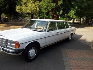 1985 Limousine SOLD