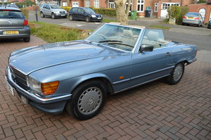 1988 Mercedes Benz 420Sl For Sale