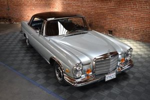1970 Mercedes-Benz 280SE 3.5 Coupe = Auto 21k miles $109.5k For Sale