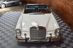 1967 Mercedes-Benz 250SE Cabriolet = Ivory(~)Blue  $99.5k For Sale