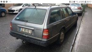 1990 W124 E300 TDT Turbo Diesel