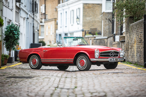 1967 Mercedes 250 SL (W113) 'Pagoda' For Sale by Auction