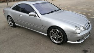 2004 Mercedes CL65 AMG - Stunning 600BHP !!! For Sale by Auction