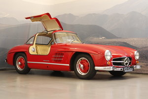 1955 Mercedes-Benx 300 SL Gullwing  For Sale