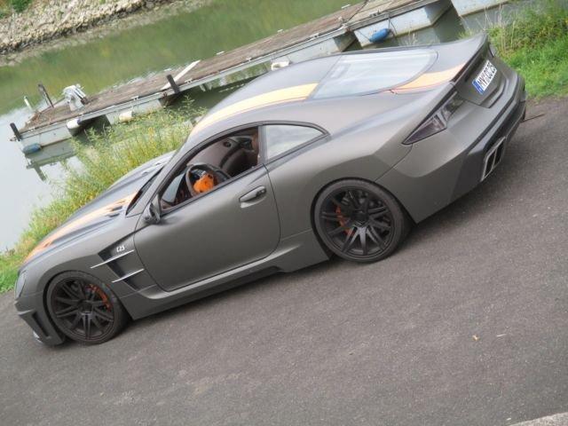 2013 mercedes benz sl65amg c25 carlsson, topspeed 352km h for sale