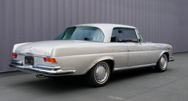1970 Mercedes Benz 280SE 3.5 Coupé = Silver  $108.5k For Sale (picture 2 of 6)