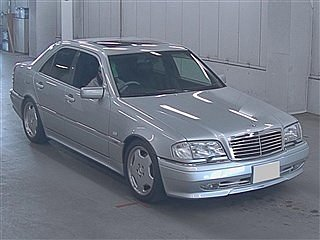 1997 Mercedes C36 AMG 51k miles Perfect! For Sale (picture 1 of 3)