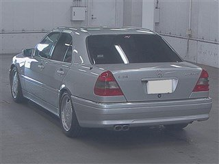 1997 Mercedes C36 AMG 51k miles Perfect! For Sale (picture 2 of 3)