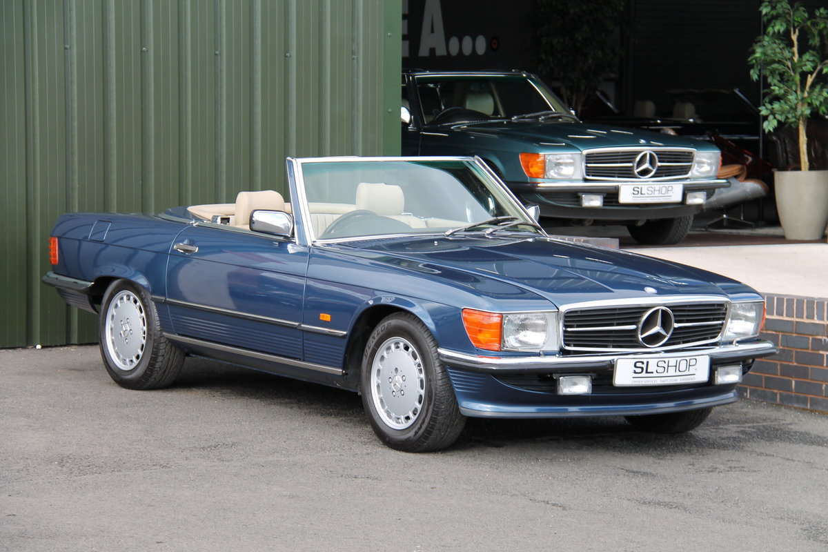 1988 MERCEDES-BENZ 300 SL | STOCK #2082 For Sale (picture 1 of 6)