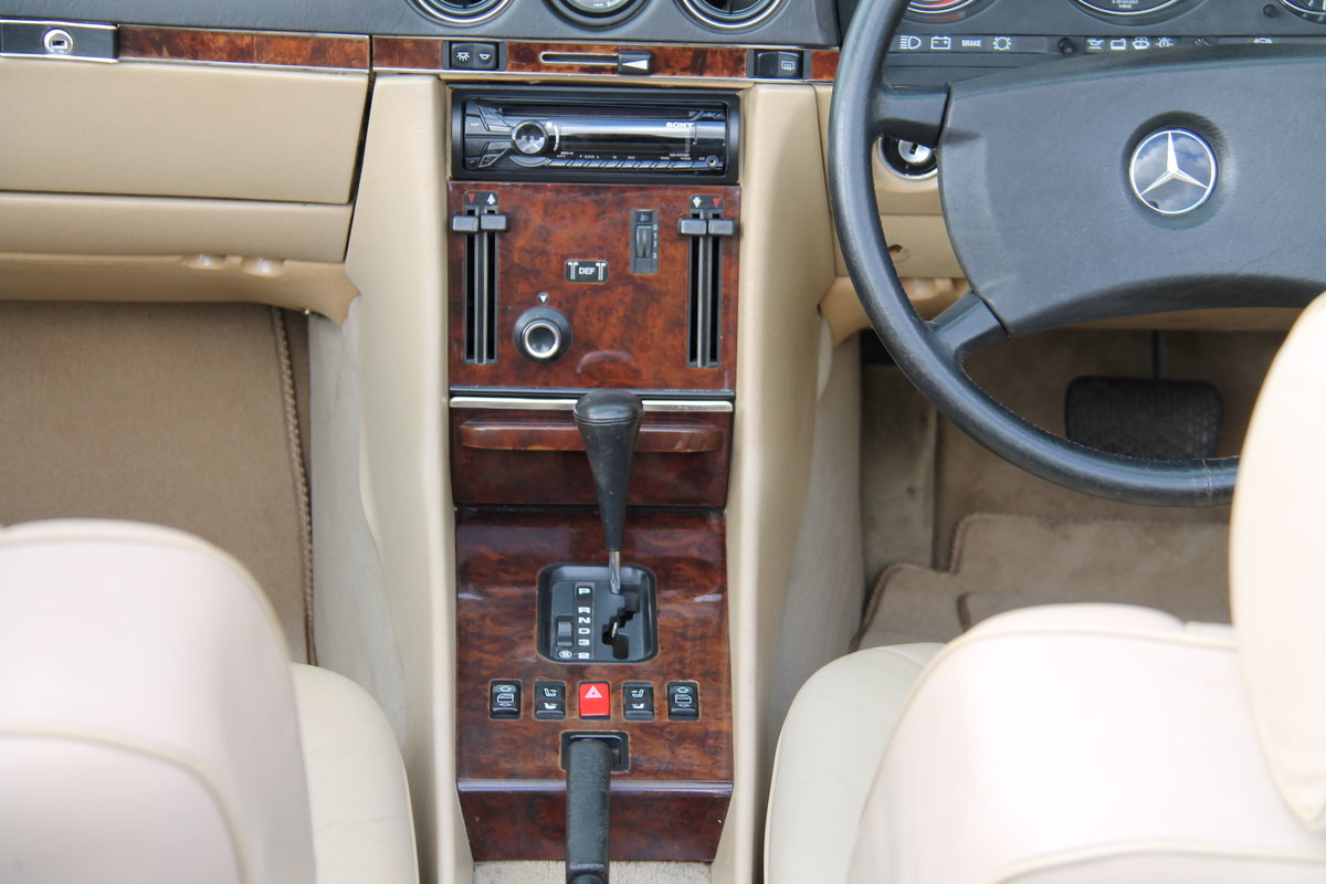 1988 MERCEDES-BENZ 300 SL | STOCK #2082 For Sale (picture 3 of 6)