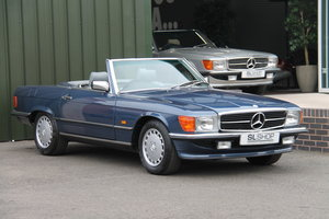 1988 Mercedes-Benz 300SL (R107) 25,000 Miles #2087 For Sale