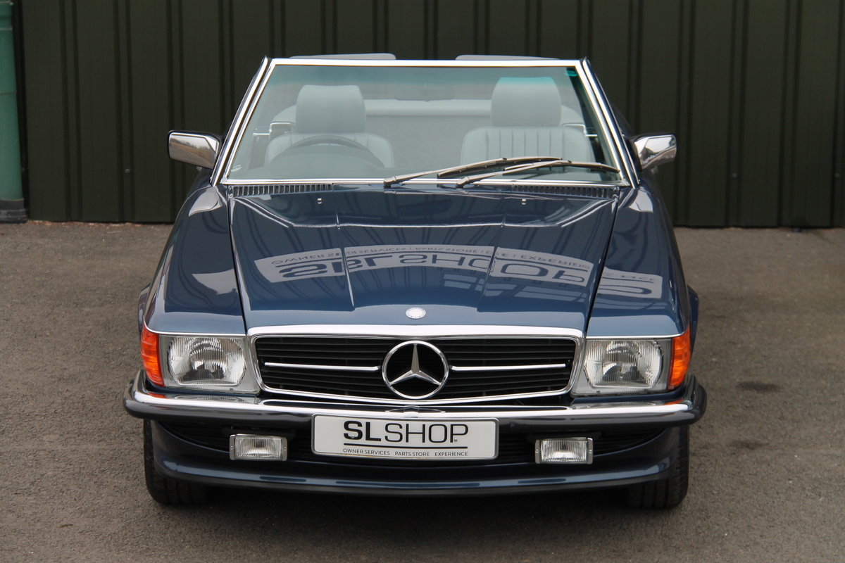 1988 MERCEDES-BENZ 300 SL | STOCK #2087 For Sale (picture 2 of 6)