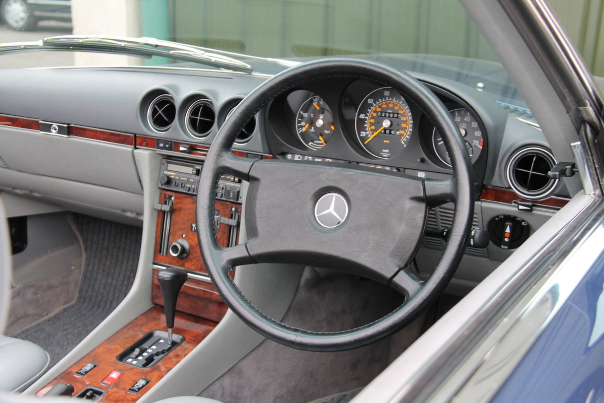 1988 MERCEDES-BENZ 300 SL | STOCK #2087 For Sale (picture 3 of 6)