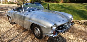 1960 190 SL Original UK Right Hand Drive! For Sale