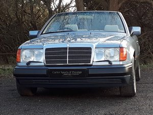 1993 TRULY MAGNIFICENT MERCEDES 320CE CABRIOLET - ONLY 39K MILE SOLD