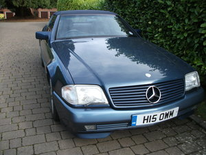 1990 Mercedes SL500 500SL  For Sale
