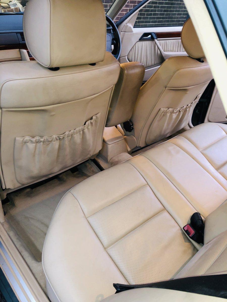 1994 MERCEDES-BENZ W124 E280 AUTO - SUPER  SOLD (picture 6 of 6)