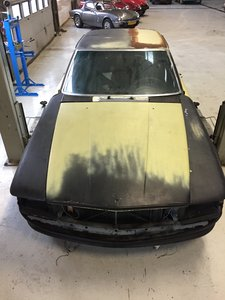 Mercedes 280 SLC 1975 (project) SOLD