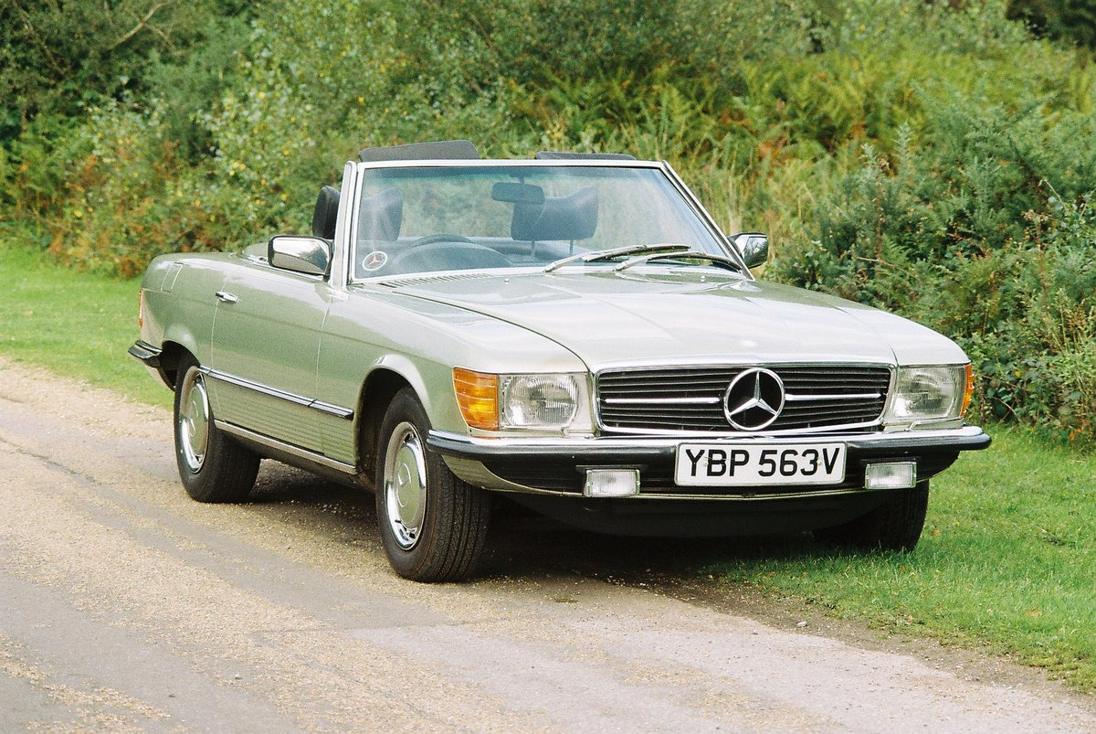 1979 mercedes sl 450 sl For Sale (picture 1 of 6)