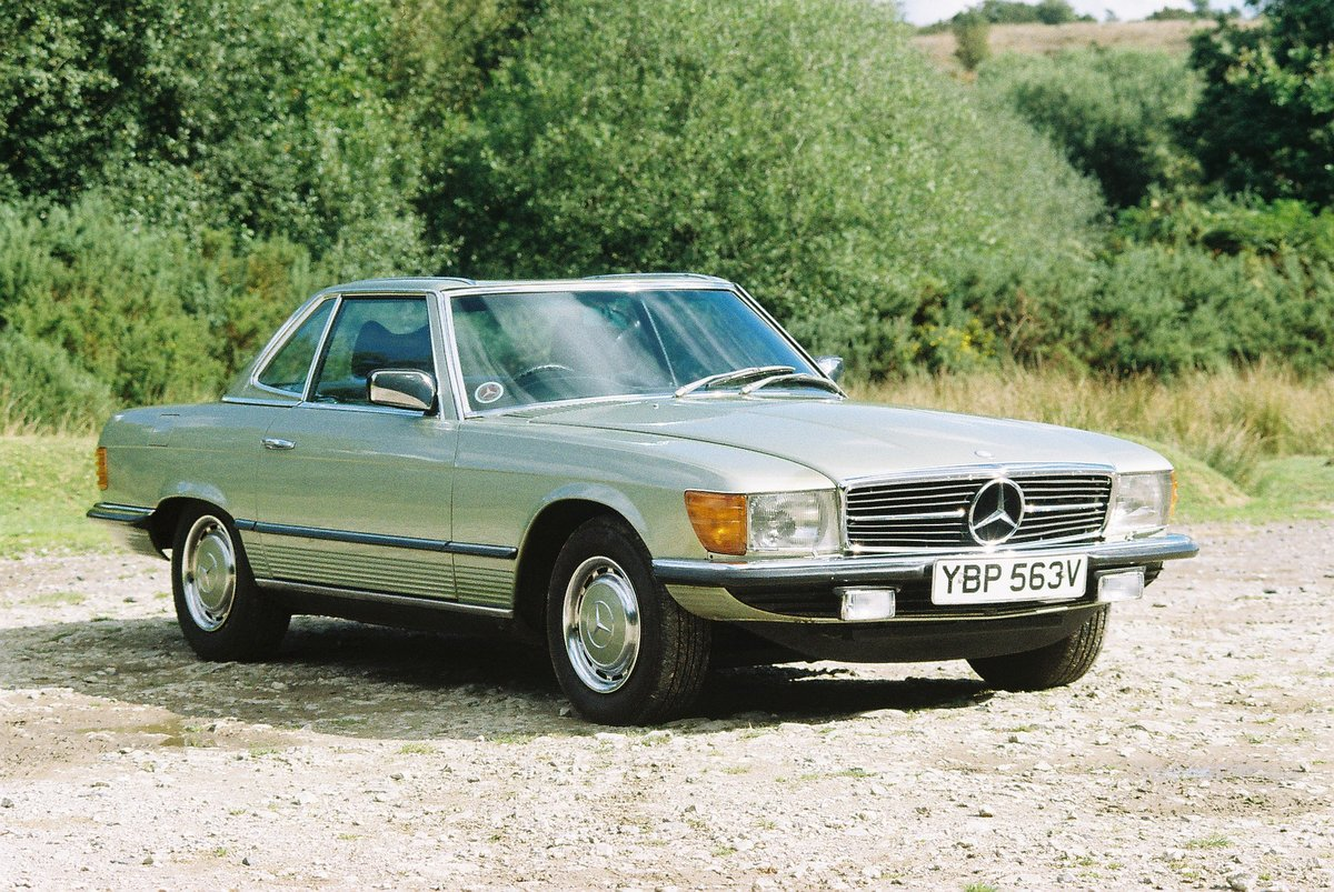 1979 mercedes sl 450 sl For Sale (picture 3 of 6)