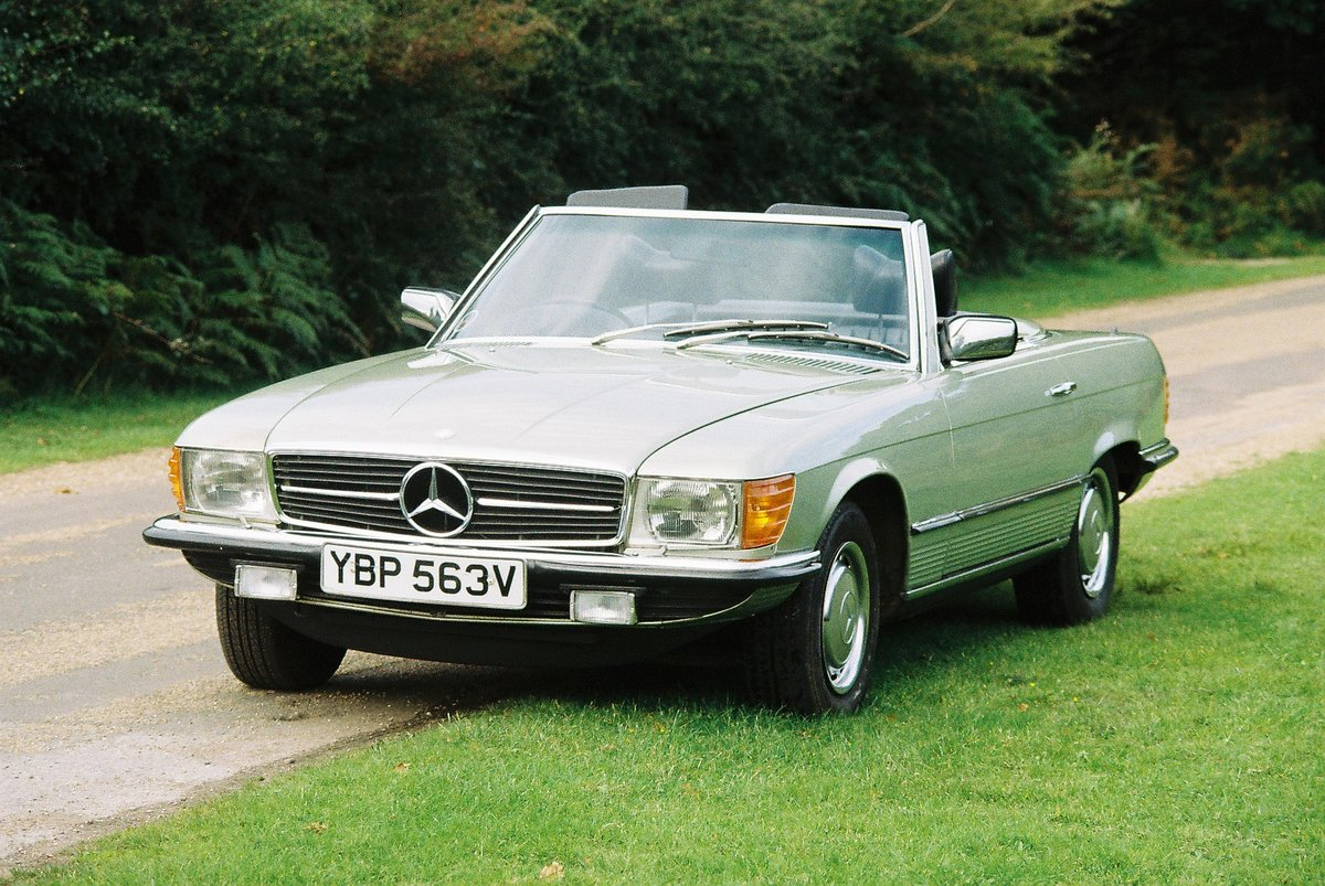 1979 mercedes sl 450 sl For Sale (picture 4 of 6)