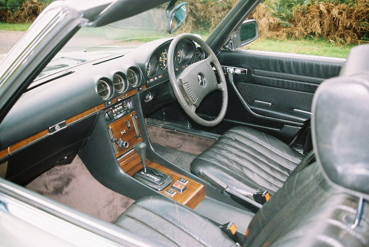 1979 mercedes sl 450 sl For Sale (picture 6 of 6)