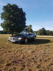 1992 Mercedes 500SL R129 SL500