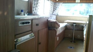 1982 Classic Mercedes Motorhome / Campervan For Sale (picture 2 of 6)