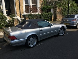 1997 Mercedes SL280 R129 For Sale