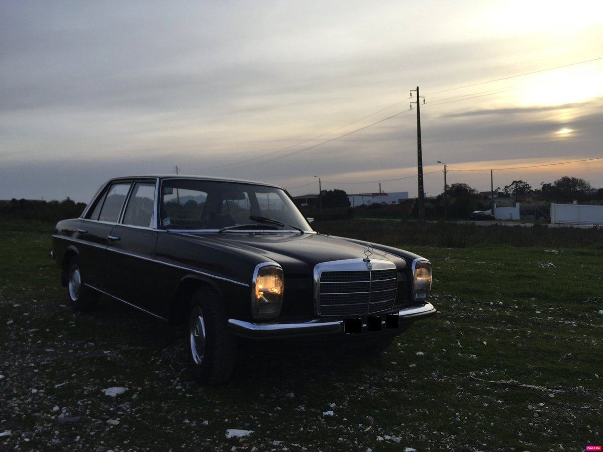 1974 Mercedes-Benz W115 230  LHD For Sale (picture 3 of 6)