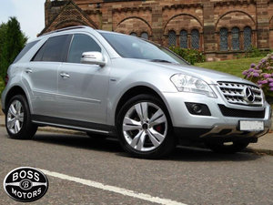 2012 Mercedes ML 350 V6 3.0 CDi 4x4 ML350 SPORT GRAND For Sale