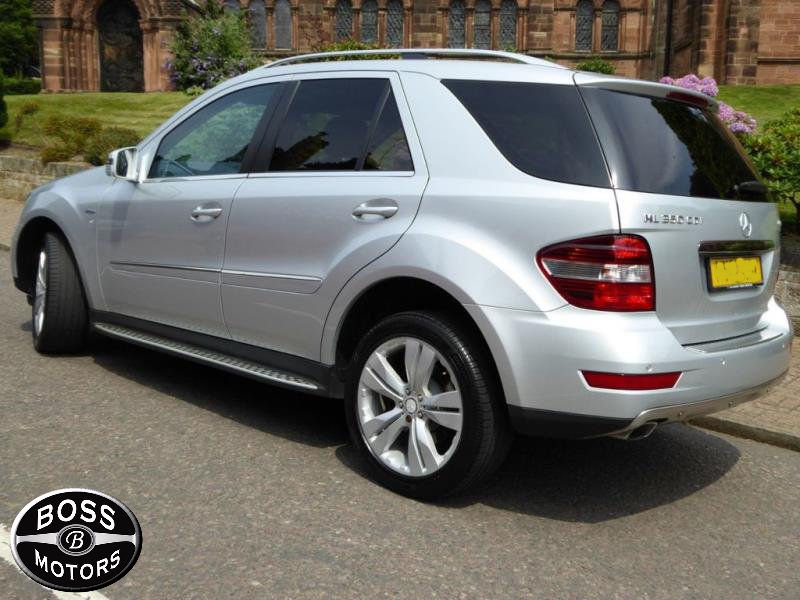 2012 Mercedes ML 350 V6 3.0 CDi 4x4 ML350 SPORT GRAND For Sale (picture 3 of 5)