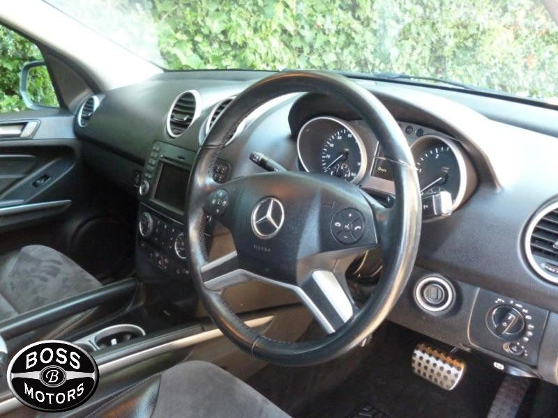 2012 Mercedes ML 350 V6 3.0 CDi 4x4 ML350 SPORT GRAND For Sale (picture 4 of 5)