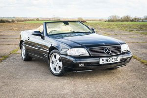 1998 Mercedes-Benz R129 SL320 - 44K Miles - FSH - Panoramic Roof SOLD