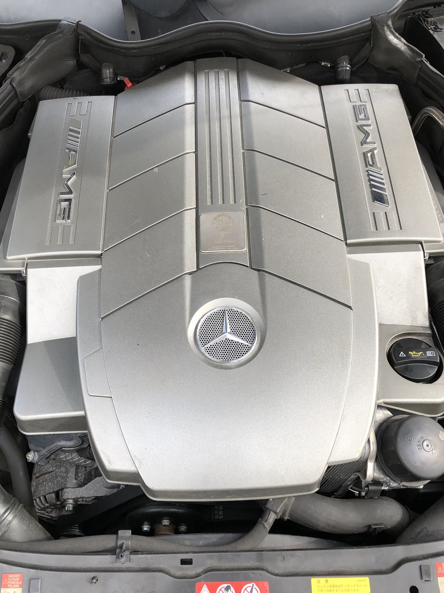2005 Mercedes C55 AMG Estate Immaculate and rust free For Sale (picture 6 of 6)