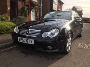 2008 Merc C220 cdi sport-edition 3dr coupe Auto For Sale