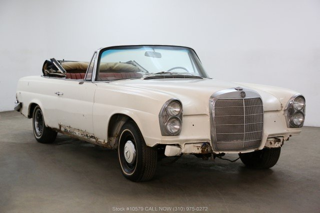 1967 Mercedes-Benz 250SE Cabriolet For Sale (picture 1 of 6)