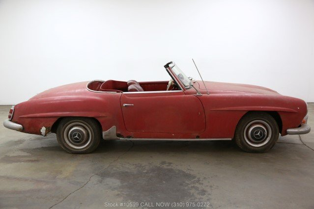 1956 Mercedes-Benz 190SL For Sale (picture 2 of 6)